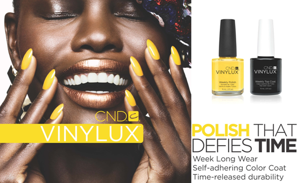 CND Vinylux Weekly Nail Polish available at Avora Skin Spa, Coquitlam