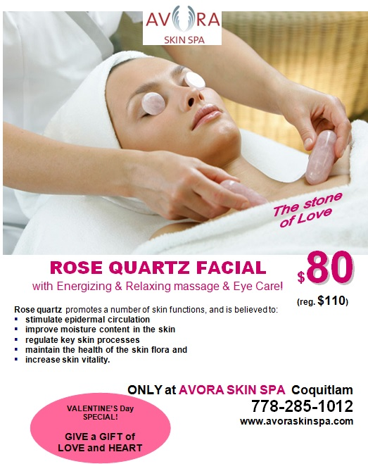 Day Spa Special Coquitlam Valentine Day